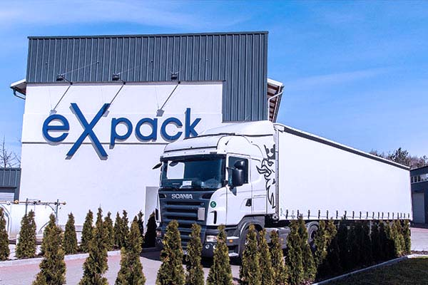 expack - transport